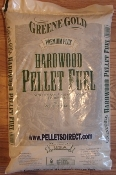 Green Gold Hardwood Pellets