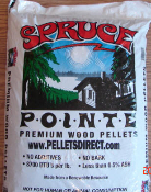 Spruce Pointe Wood Pellets