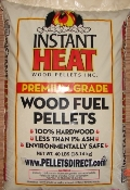 InstantHeat Hardwood Pellets