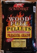 Somerset Hardwood Pellets $279 ton