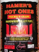 Hamers Hot Ones Hardwood  from $299.90 per ton