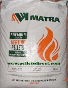 Matra Premium Softwood Pellets from $274.90 ton